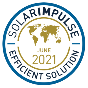 Label Solar Impulse Efficient Solution Juin 2021