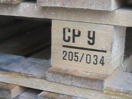 palette CP 9 marquage dé