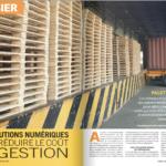 Quelles solutions pour réduire les coûts de gestion des palettes ?