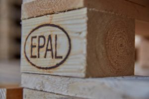 Palette Europe détail_logo EPAL