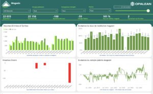 Pallet Analytics Dashboard Leroy Merlin