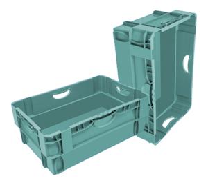 Contenant-support de manutention logistique-RTI 3