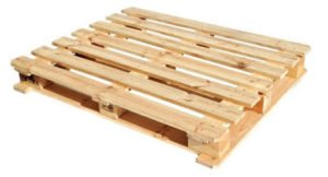 load carrier wooden pallet vmf glass industry