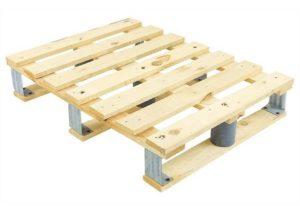 support de manutention demi-palette bois dusseldorf photo